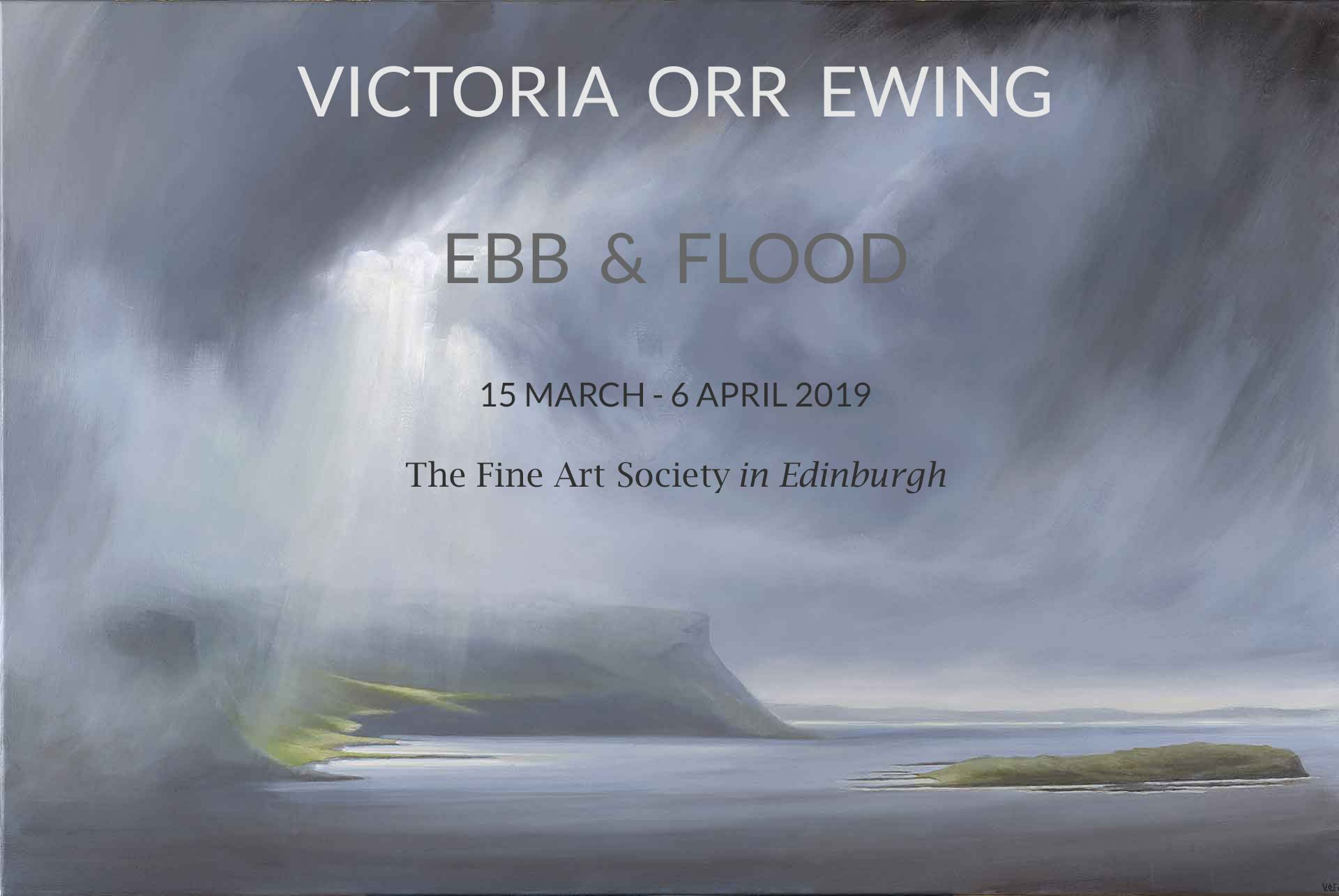 """Featured image for """"Ebb & Flood – The Fine Art Society – 15 march – 6 April 2019"""""""