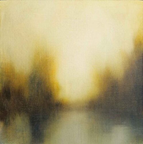 Autumn Equinox, Landscape painting By Victoria Orr ewing