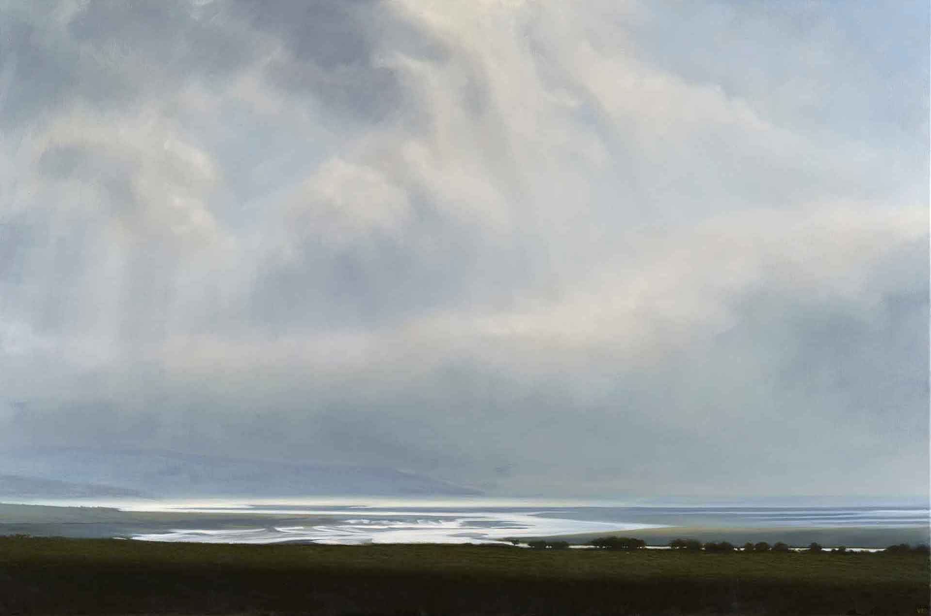 Victoria Orr Ewing's Back Catalogue of Landscape Paintings