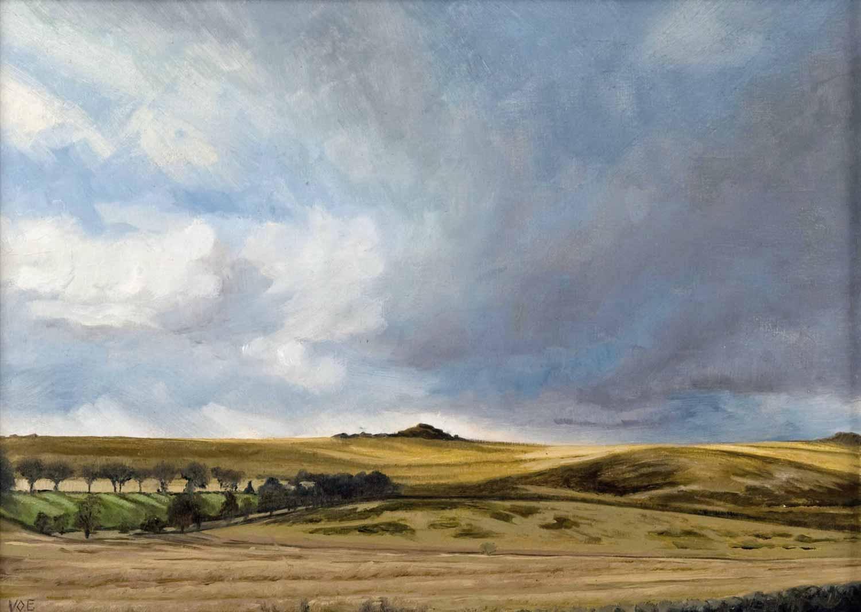 Longaford Tor. Dartmoor. 35 x 25 cm. Oil on board. SOLD