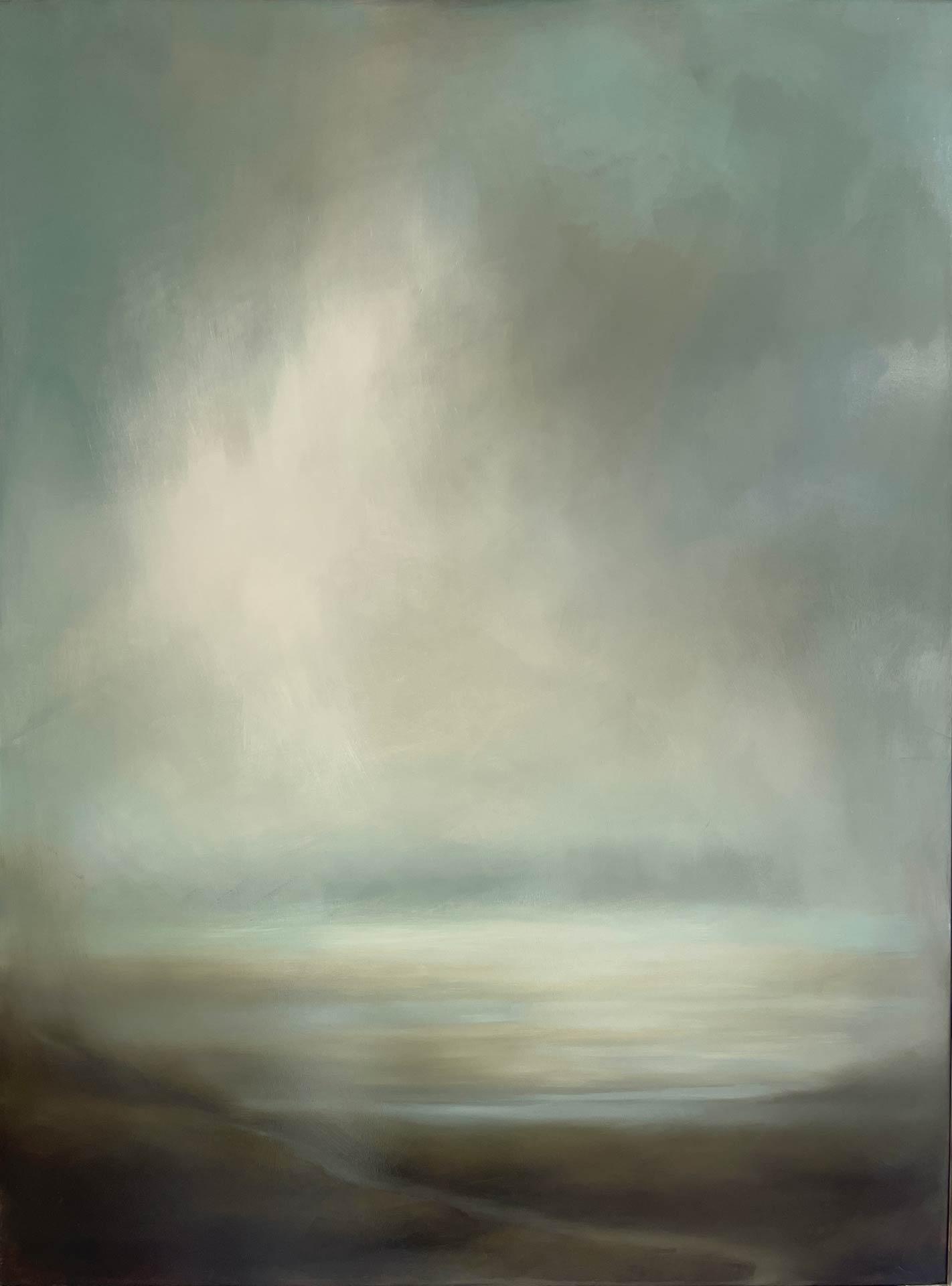 Light Between The Mists, Luskentyre.