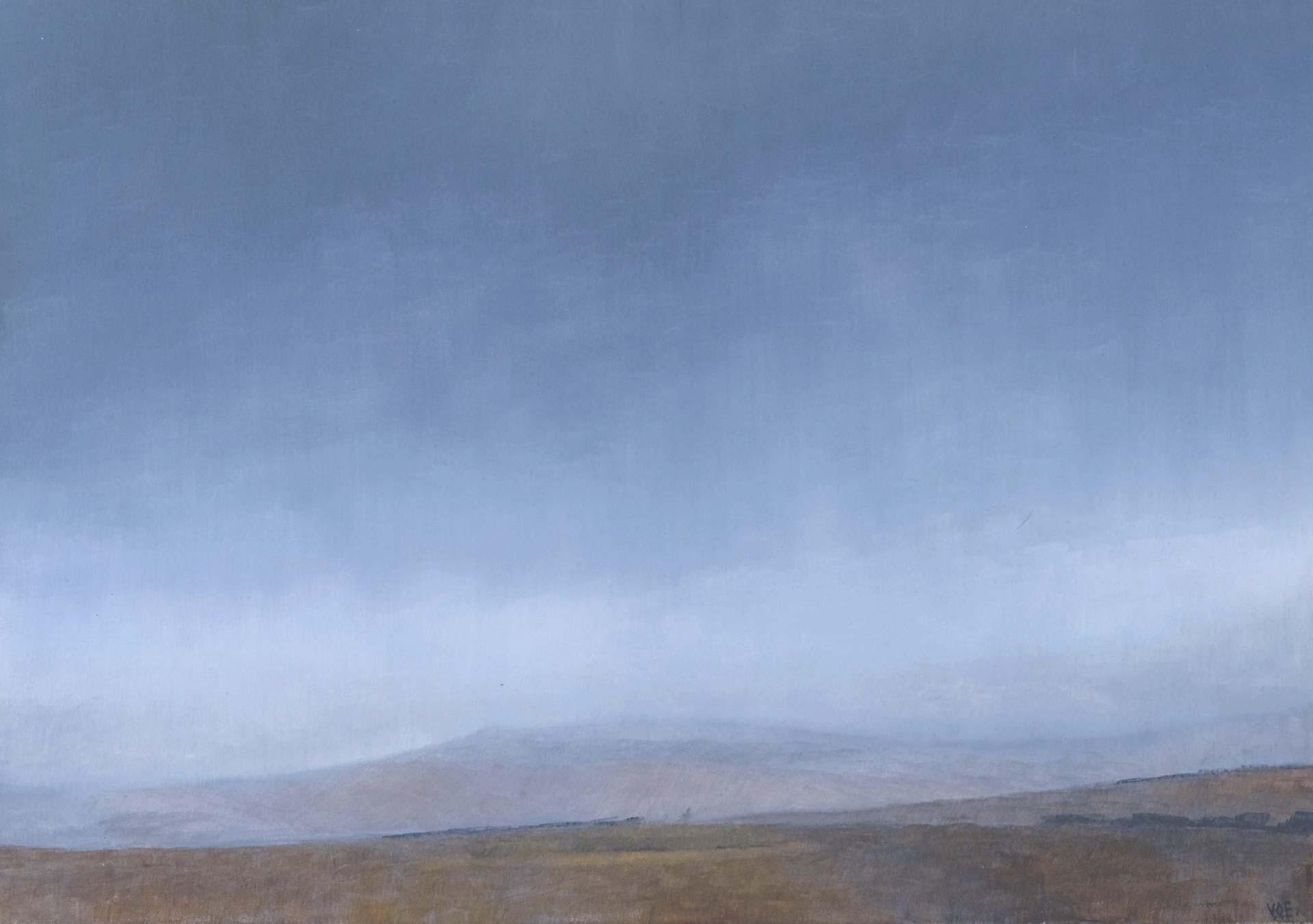 Soft Rain On The Moor